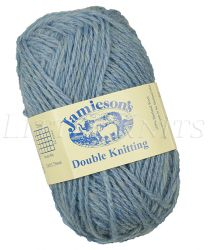 Jamieson's Double Knitting - Blue Danube (Color #134)