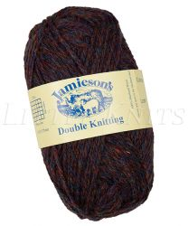 Jamieson's Double Knitting - Blueberry (Color #294)