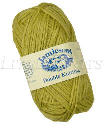 Jamieson's Double Knitting - Chartreuse (Color #365)
