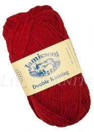 Jamieson's Double Knitting - Crimson (Color #525)