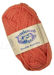 Jamieson's Double Knitting - Coral (Color #540)