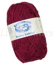 Jamieson's Double Knitting - Cherry (Color #580)