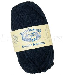 Jamieson's Double Knitting - Admiral Navy (Color #727)