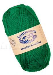 Jamieson's Double Knitting - Emerald (Color #792)
