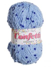 James C Brett Confetti Chunky - Royal Taffy (Color #005)