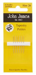 John James Tapestry Petites Needles - Size #26