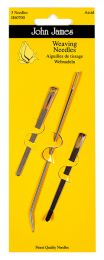 John James Weaving Needles Set (Item #JJ60700)