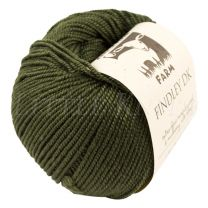 Juniper Moon Farm Findley DK - Green (Color #20)