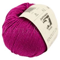 Juniper Moon Farm Findley DK - Fuchsia (Color #26)