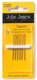 John James Tapestry Needles - Size #16