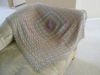 Jojoland Traveling Leaf Shawl
