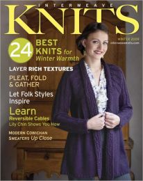 Interweave Knits Winter 2009