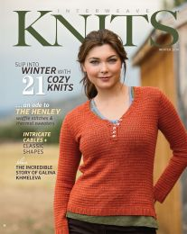 Interweave Knits Winter 2014