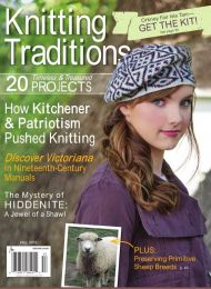 Knitting Traditions Fall 2015 - Interweave Knits