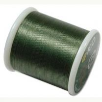 KO Beading Thread - Olive (Color #12OL)