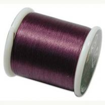 KO Beading Thread - Dark Purple (Color #07PL)