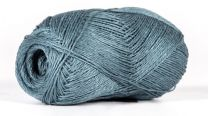 BC Garn Lino - Middle Grey (Color #49)
