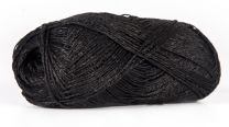 BC Garn Lino - Black (Color #65)