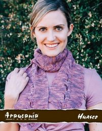 Laguna Scarf - Free Download with Huasco Purchase of 1 or more skeins