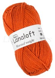 Lanaloft Worsted - Burnt Orange