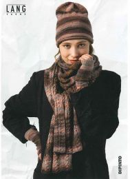 Lang Dipinto Leaflet - FREE WITH PURCHASES OF 3 OR MORE SKEINS OF DIPINTO