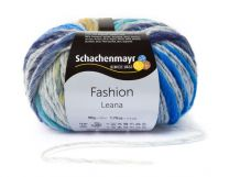 Schachenmayr Leana - Glacier Mix (Color #84) 50 Grams