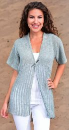 Leandra - A Juniper Moon Pollock Pattern - FREE WITH PURCHASES OF 3 SKEINS OF Pollock (PDF File)