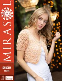 Lena - Free with Purchase of 2 Skeins of Mirasol Kancha (PDF File)