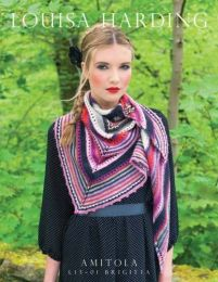 Louisa Harding - Brigitta Striped Lace Shawl