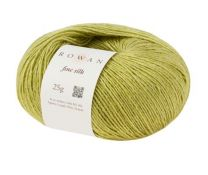 Rowan Fine Silk - Lime (Color #102)