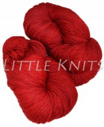 Marjaana Hand-dyed by Fly Designs for Little Knits - Lipstick