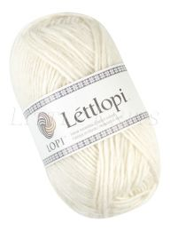 Lite Lopi (Lopi Lettlopi) - White (Color #0051)