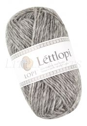 Lite Lopi (Lopi Lettlopi) - Light Grey Heather (Color #0056)