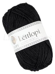 Lite Lopi (Lopi Lettlopi) -  Black (Color #0059)