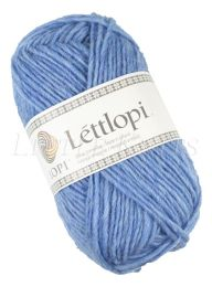 Lite Lopi (Lopi Lettlopi) - Heaven Blue Heather (Color #1402)