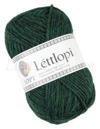 Lite Lopi (Lopi Lettlopi) - Bottle Green Heather (Color #1405)