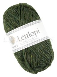 Lite Lopi (Lopi Lettlopi) - Pine Green Heather (Color #1407)