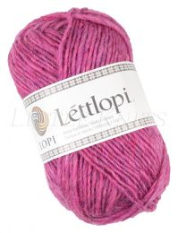 Lite Lopi (Lopi Lettlopi) - Pink Heather (Color #1412)