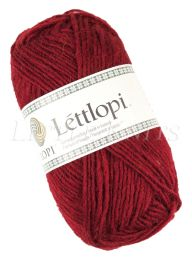 Lite Lopi (Lopi Lettlopi) -  Burnt Red (Color #9414)