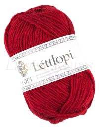 Lite Lopi (Lopi Lettlopi) - Crimson Red (Color #9434)