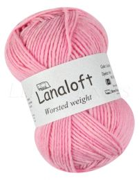 Lanaloft Worsted - Bridal Rose