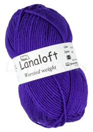 Lanaloft Worsted - Sailboat Blue