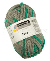 Schachenmayr Lova - Grey Green (Color #83) 50 Grams