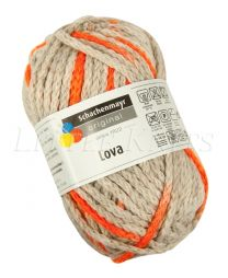 Schachenmayr Lova - Beige Orange (Color #87) 50 Grams