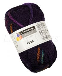 Schachenmayr Lova - Navy Mix (Color #88) 50 Grams