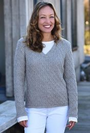 Lovise Sweater - A Juniper Moon Stargazer Pattern - FREE WITH PURCHASES OF 6 OR MORE SKEINS OF Stargazer (PDF File)