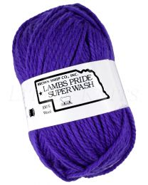 Lamb's Pride Superwash Worsted - Bon Vivant Blue