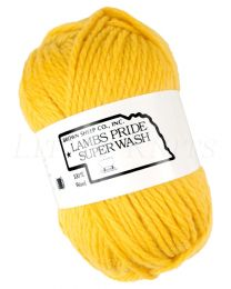 Lamb's Pride Superwash Worsted - Sunshine Yellow