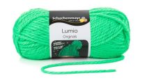 Schachenmayr Lumio - Neon Green (Color #70) 150 Grams