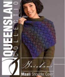 Maali - Free with Purchase of 3 Skeins of Queensland Brisbane (PDF File)